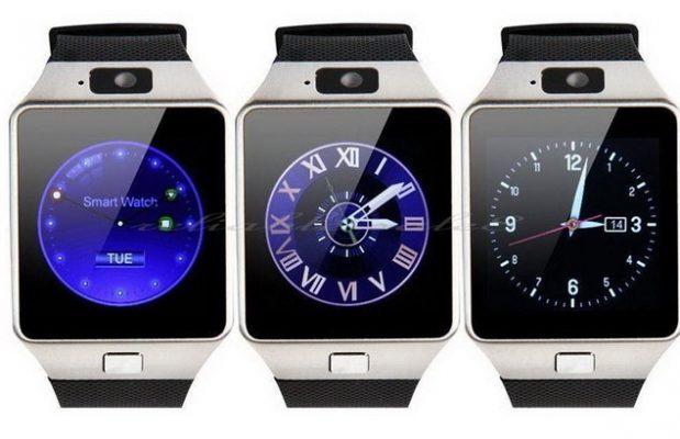 Bannière Smartwatches