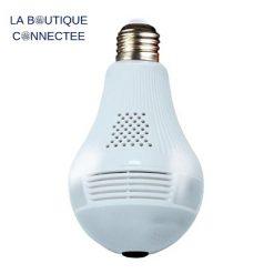 Ampoule intelligente camera surveillance presentation