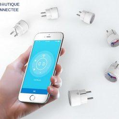 Objets Connectés Smart Home Domotique