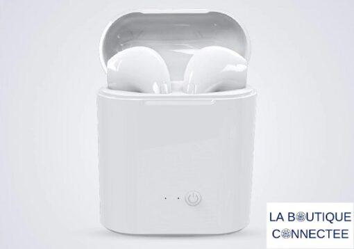 Ecouteurs Bluetooth universels sans fil présentation 2