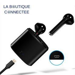 Ecouteurs Bluetooth universels sans fil présentation