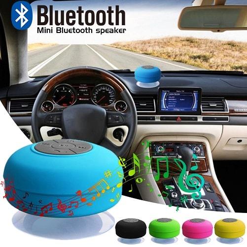 Enceinte bluetooth portable etanche voiture