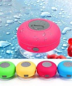 Enceinte bluetooth portable etanche waterproof presentation