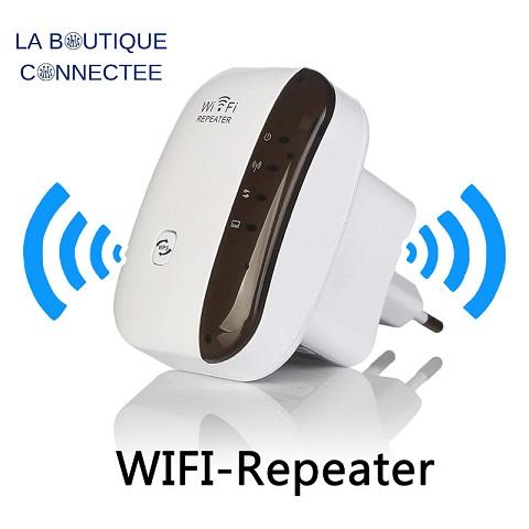 Répéteur Wifi amplificateur longue portée présentation