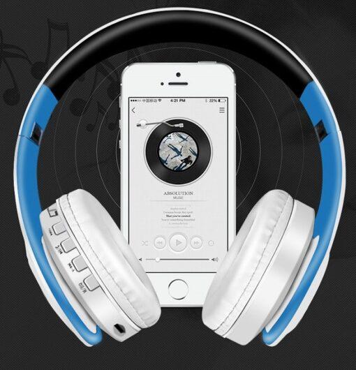 Acheter Casque audio bluetooth sans fi