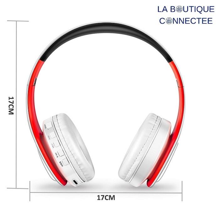 Casque audio bluetooth qualité prix