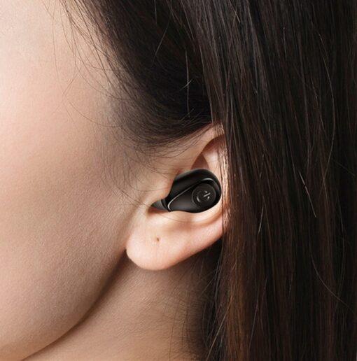 ecouteurs sans fils bluetooth 5.0 discrets