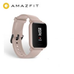 Montre Connectée Xiaomi Huami Amazfit Bip Lite (version internationale) moniteur cardiaque rose
