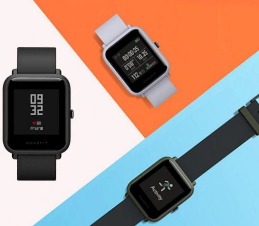 Montre Connectée Xiaomi Huami Amazfit Bip (version internationale) pas cher_resultat