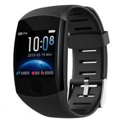 Montre connectée bracelet sport SB7 présentation