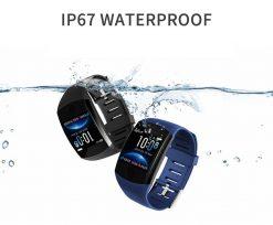 Montre connectée bracelet sport SB7 waterproof