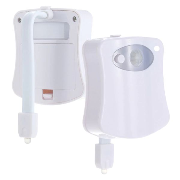 Lampe de toilette LED 8 couleurs qualite prix