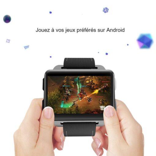 Montre Connectée Grand Ecran jeux