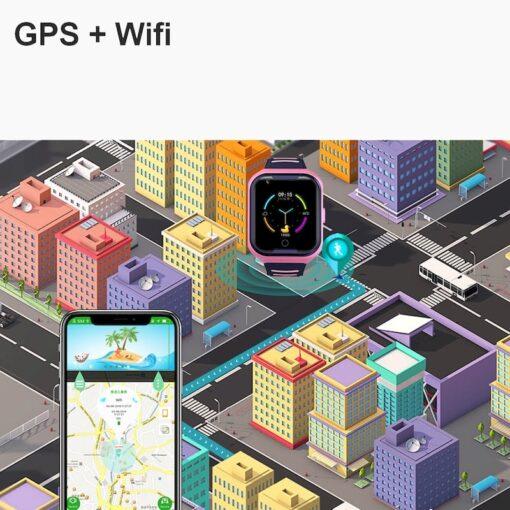 Montre connectée enfant GPS 4G KW10 acheter
