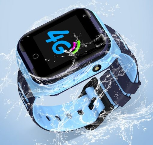 Montre connectée enfant GPS 4G KW10 waterproof