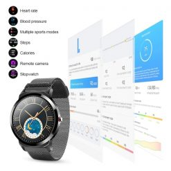 montre connectée plein ecran tactile RS30 application