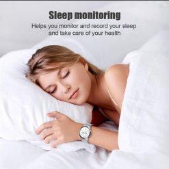 montre connectée plein ecran tactile RS30 sommeil analyse