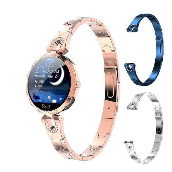 Accessoires Bracelet Montre Connectée Bijoux Femme luxe 2020